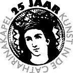 25jaarcatharinakapel-zwart-145x144